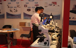 Arab Lab 2015:The only exhibition of experimental instruments and testing equipment in the Middle East