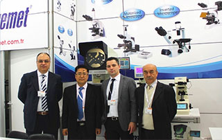 ExpoMed Turkey 2015:Europe and Asia's Most Important, Largest and Most Comprehensive Medical Industry Exhibition