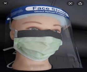 Dailymag Protective Isolation Face Shield FM-B2