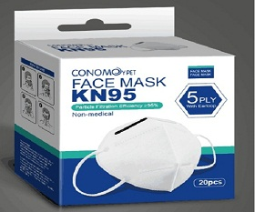 KN95-5 Face mask