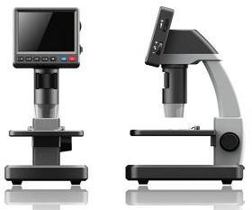 BPM-350L LCD USB digital microscope