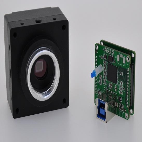 Gauss3-U3C500M/C USB3.0 Industrial Cameras(Aptina MT9P031 Sensor)