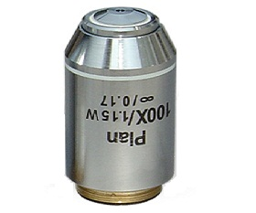 NIS45-Plan100X Water Objective for Olympus Micrsocope