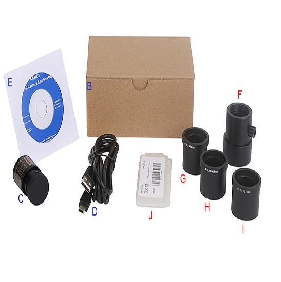MDE2-510BC USB2.0 CMOS Eyepiece Camera