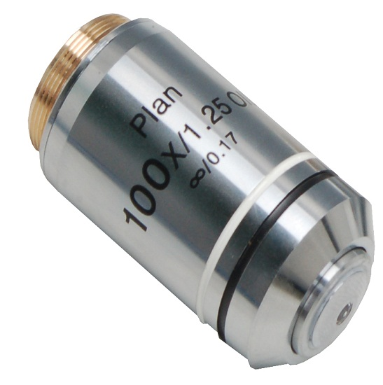 Infinite Plan Achromatic Objective for Olympus Microscope,upright microscope