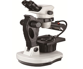 BS-8045T Trinocular Gemological Microscope