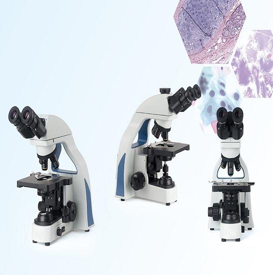 BestScope BS-2043T Trinocular Biological Microscope